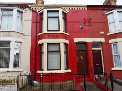 2 Bed Terraced House, Benedict Street, L20
