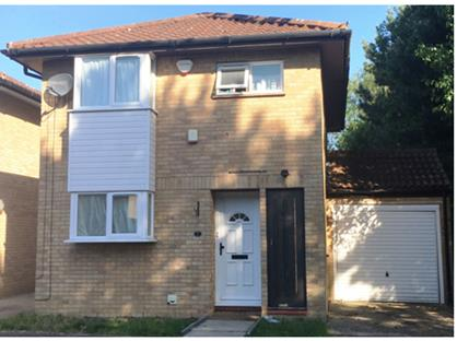 3 Bed Detached House, Chats Worth, MK8