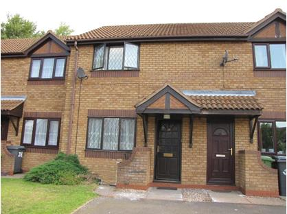 2 Bed Terraced House, Ambleside Close, WV14