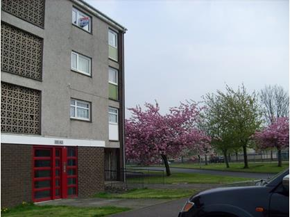 3 Bed Flat, George Court, ML3
