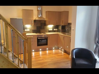 2 Bed Flat, Ashley House, BS2