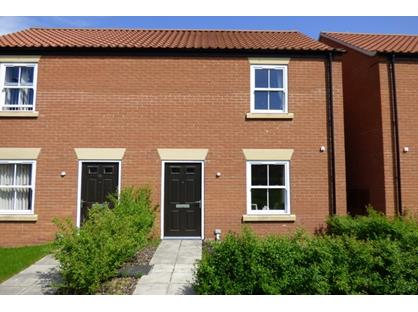 2 Bed Semi-Detached House, Hazel Walk, LN13
