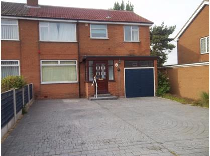 4 Bed Semi-Detached House, Nixon Drive, CW7