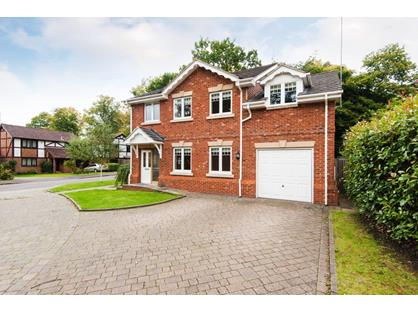 4 Bed Detached House, Blake Close, RG45