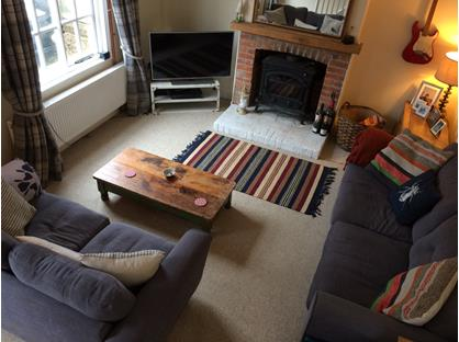 3 Bed Semi-Detached House, Wood Cottages, IP12