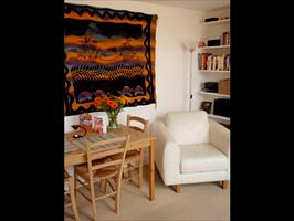 Sitting Room And Dining Table