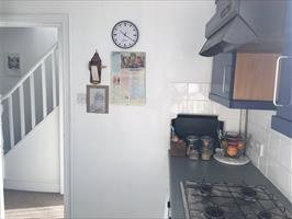 Kitchen To Hall