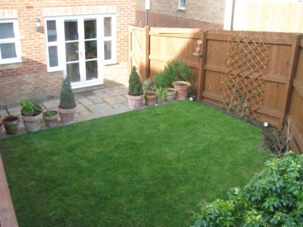 Newcastle upon tyne 3 bed terraced house nursery for Garden design newcastle