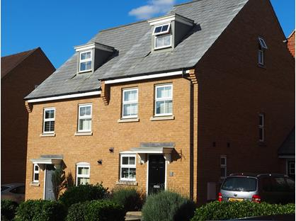 3 Bed Semi-Detached House, North Lodge Drive, CB23