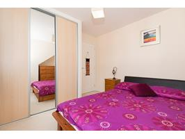 3rd Bedroom - Angle 2, Incl. Inbuilt Wardrobe.