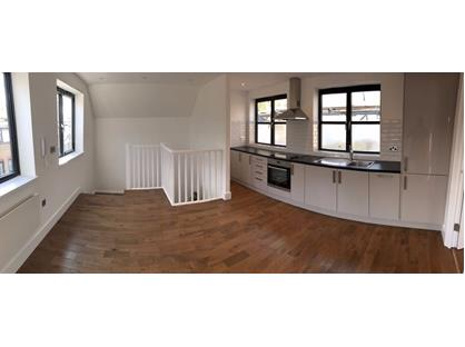 1 Bed Flat, Bermondsey Wall East, SE16