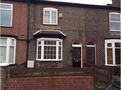 2 Bed Terraced House, Bridgewater Road, WA14