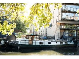 Secure Central East London Residential Mooring