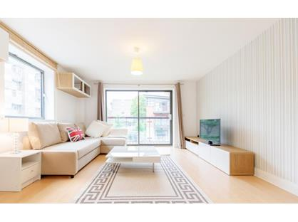 3 Bed Flat, Montaigne Close, SW1P