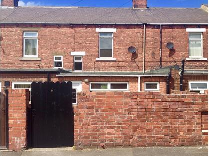 2 Bed Terraced House, Evelyn Terrace, DH9