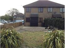 1 Bed Semi-Detached House, Brockenhurst Way, CM3