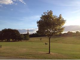 Brockwell Park Is Just Five Minutes Away