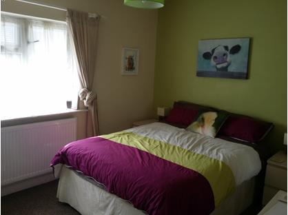 Room in a Shared House, Alma Street, M30