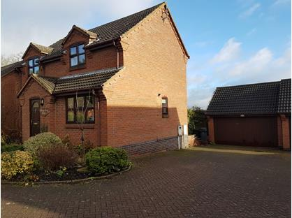3 Bed Detached House, Beresford Court, LE67