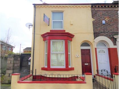 2 Bed End Terrace, Bianca Street, L20