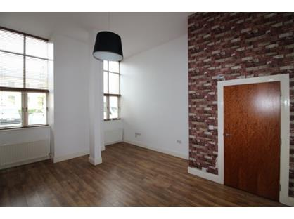 1 Bed Flat, Barn Mills, BT38