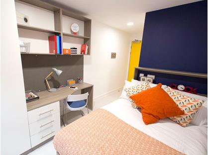 Room in a Shared Flat, Foundrycourtyard, G4