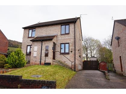2 Bed Semi-Detached House, High Meadow, NP25