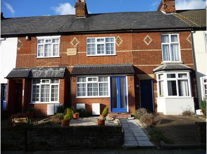 3 Bed Terraced House, High Street, WD3