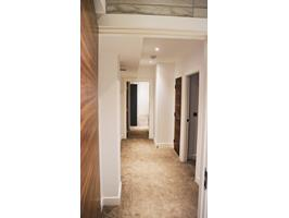 Corridor From Bathroom To Kitchen