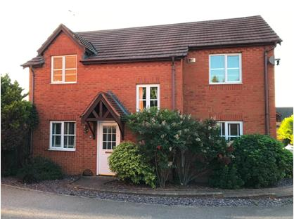 4 Bed Detached House, Windermere Drive, NN10