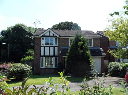 4 Bed Detached House, Shepherds Fold Drive, CW7