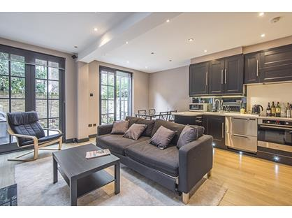 2 Bed Flat, Claverton Street, SW1V
