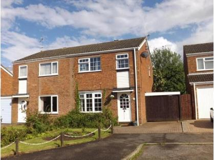 3 Bed Semi-Detached House, Mauduit Road, MK19
