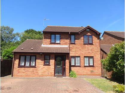 4 Bed Detached House, Leafield Rise, MK8