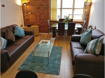 2 Bed Flat, Trencherfield Mill, WN3