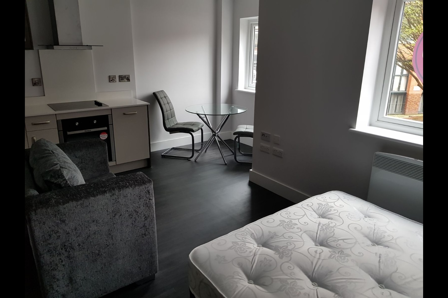 Leicester Studio Flat Aria Apartments Le1 To Rent Now For