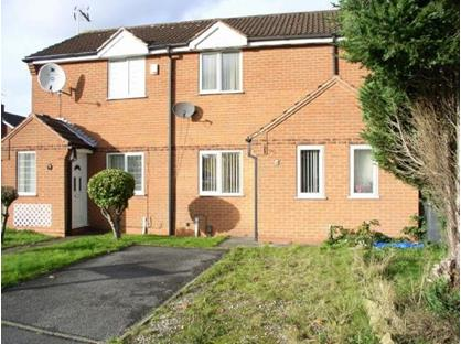 2 Bed Terraced House, Rosewood Close, DE55