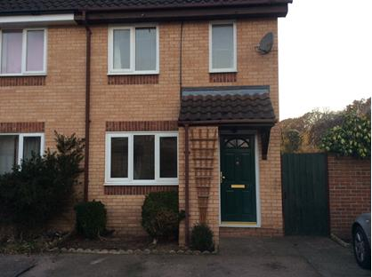 1 Bed Semi-Detached House, Langdale Drive, CO4