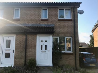 2 Bed Semi-Detached House, Pannier Place, MK14