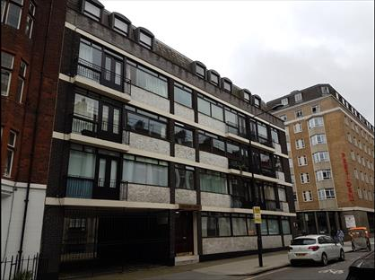 2 Bed Flat, Guilford Court, WC1N