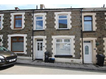 3 Bed Terraced House, Station Terrace, CF48