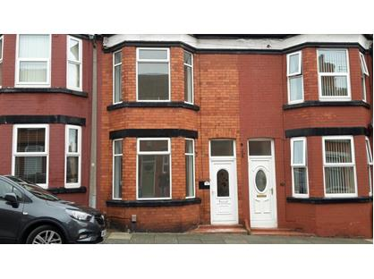 3 Bed Terraced House, Onslow Road, CH62