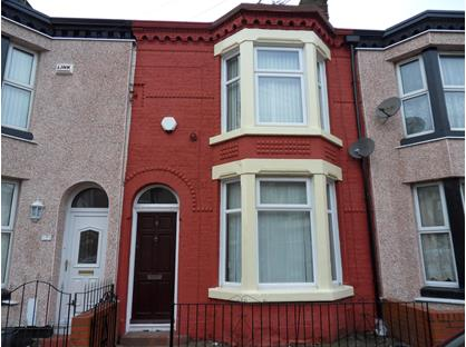 2 Bed Terraced House, Shelley Street, L20