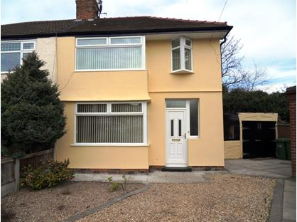 3 Bed Semi-Detached House, Elmtree Close, L12