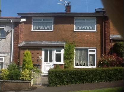 2 Bed Terraced House, Crown Rise, NP44