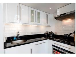 Fully Equipped Kitchen With Marble Worktops