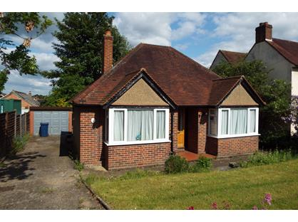2 Bed Bungalow, Lovel Road, SL9