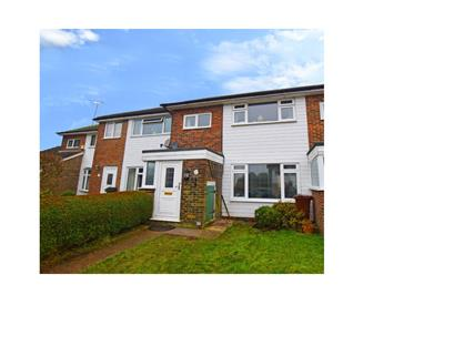 3 Bed Terraced House, Belvedere Gardens, TN6
