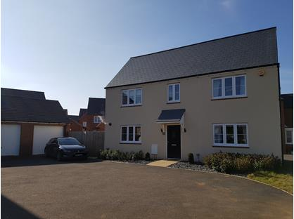 4 Bed Detached House, Swift Drive, OX15