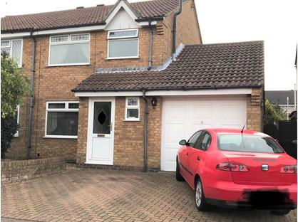 3 Bed Semi-Detached House, Ohio Close, NR33
